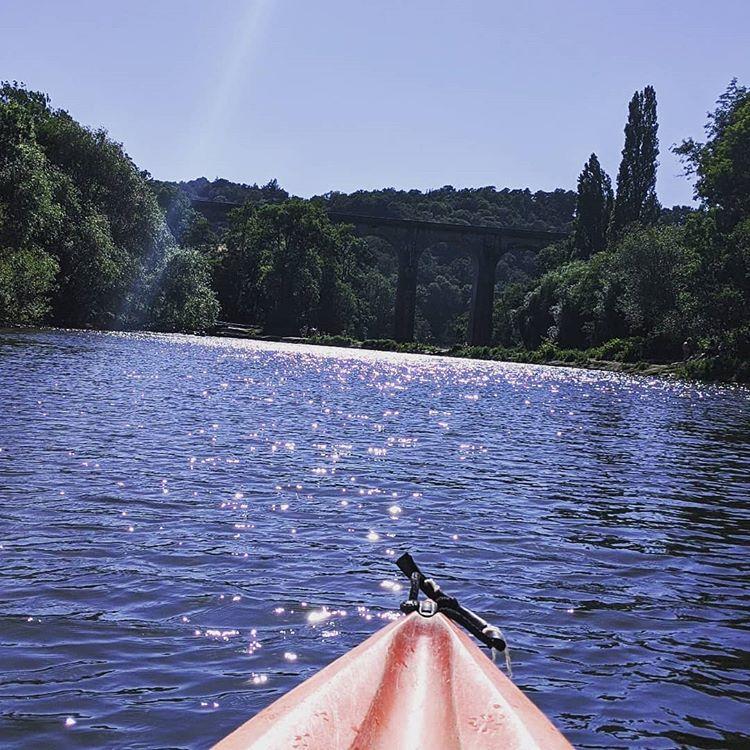 Canoë Kayak à Clécy dans la Suisse Normande